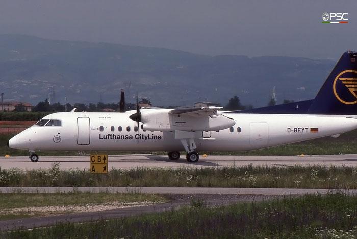 D-BEYT DHC-8-311 236 Lufthansa CityLine © 2017 courtesy of Marco Ceschi - Piti Spotter Club Verona