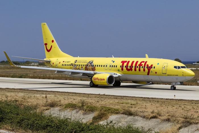 D-AHFT B737-8K5 30413/636 TUIfly @ Rhodes Airport 07.2015 © Piti Spotter Club Verona