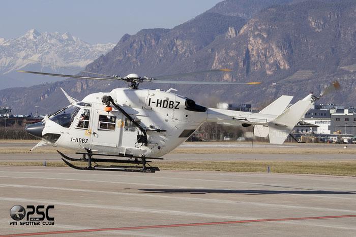 I-HDBZ Helitalia: MBB BK117C-1 @ Aeroporto di Trento © Piti Spotter Club Verona