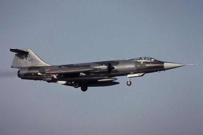 MM6756  5-07 (9-40)  F-104S-ASA-M  1056 @ Aeroporto di Verona   © Piti Spotter Club Verona
