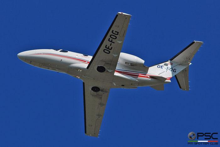 OE-FOG  Ce510  510-0068  GlobeAir @ Aeroporto di Verona 2021 © Piti Spotter Club Verona