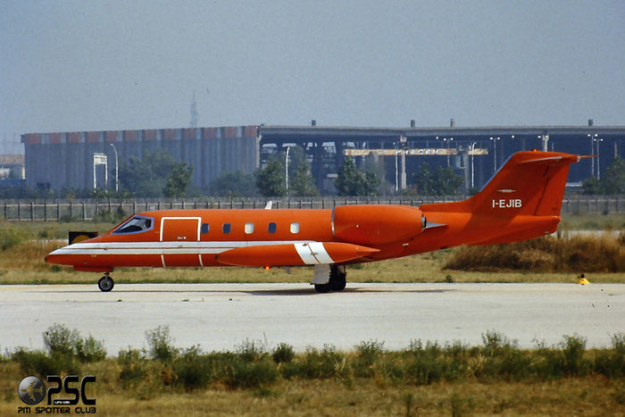 I-EJIB - Learjet 35A - Executive Jet Italia @ Aeroporto di Verona © Piti Spotter Club Verona