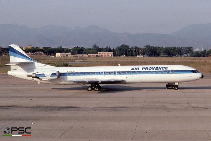 F-GCVL SE210-12 273/273 Air Provence International © 2018 courtesy of Marco Ceschi - Piti Spotter Club Verona