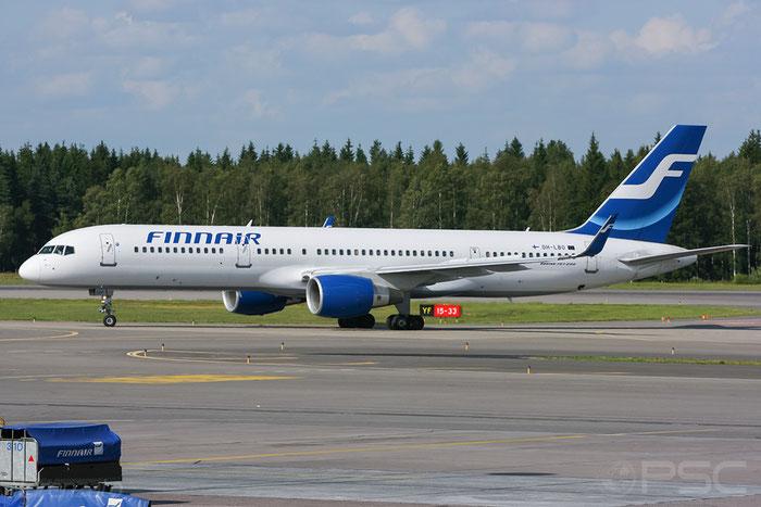 OH-LBO B757-2Q8 28172/772 Finnair @ Helsinki Airport 2008 © Piti Spotter Club Verona