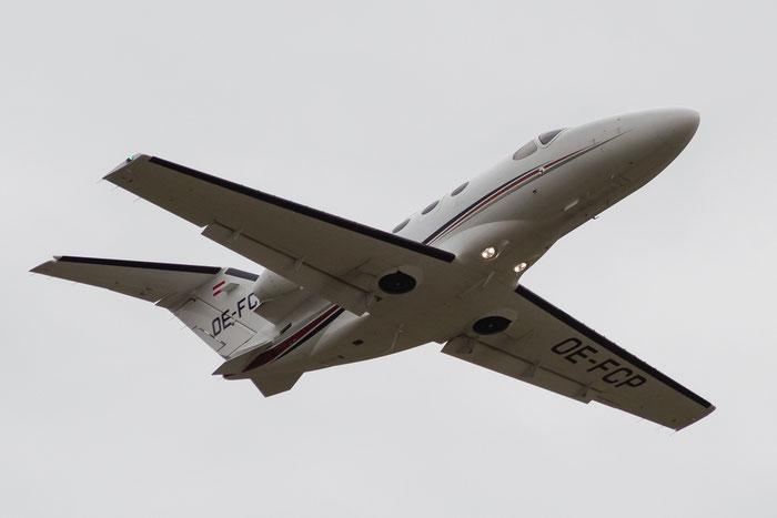 OE-FCP Ce510 510-0019 ABC Bedarsflug GmbH @ Aeroporto di Bolzano © Piti Spotter Club Verona