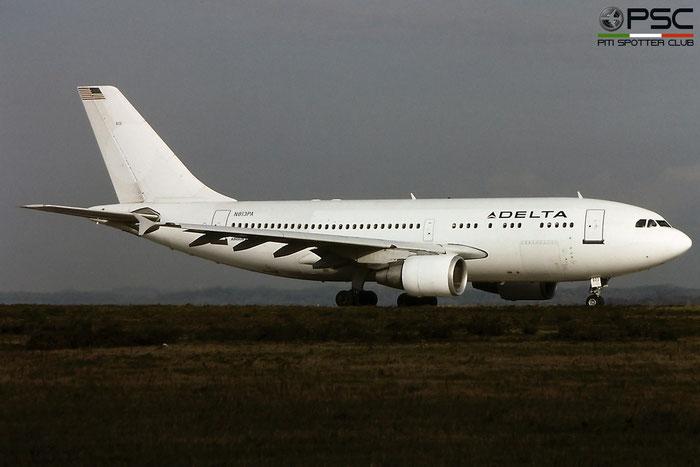 N813PA A310-324ET 449 Delta Air Lines © Piti Spotter Club Verona