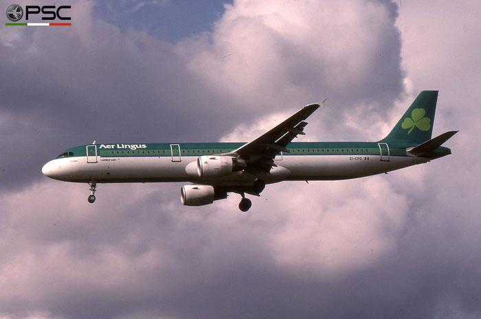 EI-CPG A321-211 1023 Aer Lingus © 2018 courtesy of Marco Ceschi - Piti Spotter Club Verona