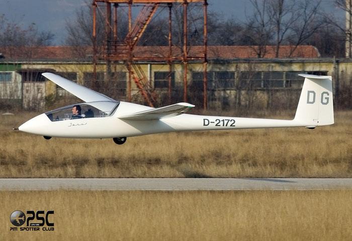 D-2172 - Schempp-Hirth Cirrus/Standard Cirrus/VTC @ Aeroporto Verona Boscomantico © Piti Spotter Club Verona