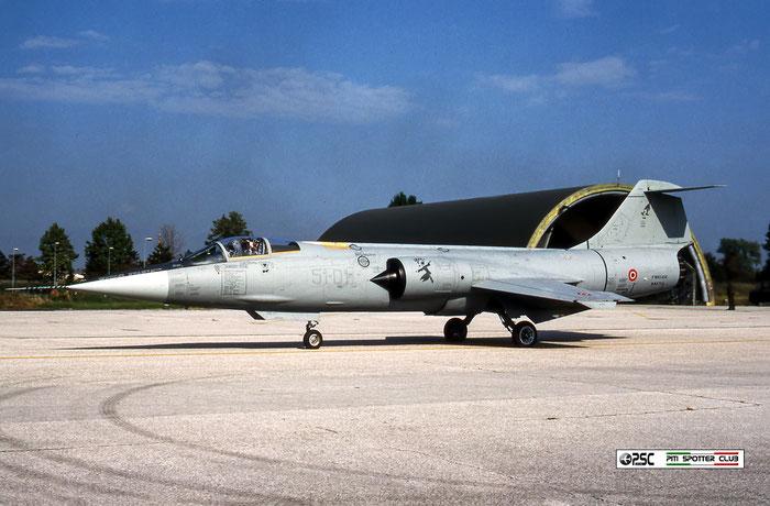 MM6739  6-154  F-104S-ASA-M  1039 © Piti Spotter Club Verona