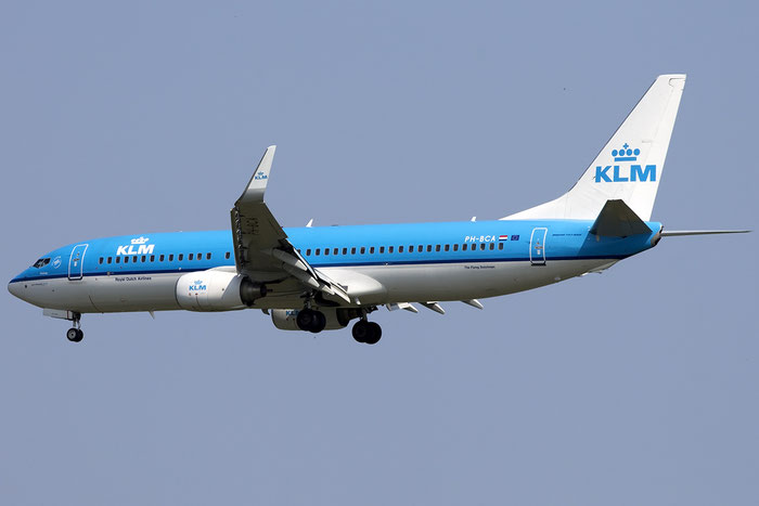 PH-BCA B737-8K2 37820/3480 KLM Royal Dutch Airlines  @ Venice Airport - 05.06.2015  © Piti Spotter Club Verona
