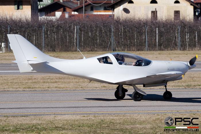 I-B969 Aveko VL-3 Sprint @ Aeroporto di Bolzano © Piti Spotter Club Verona