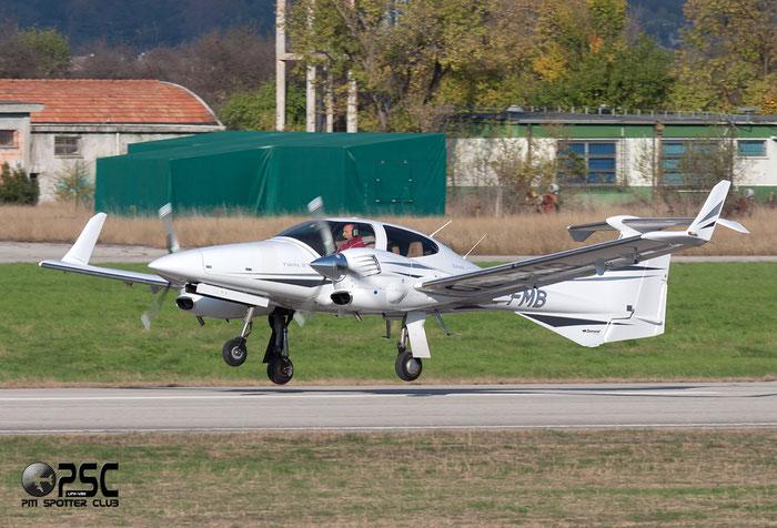 OE-FMB - Diamond DA 42 Twin Star @ Aeroporto Verona Boscomantico © Piti Spotter Club Verona