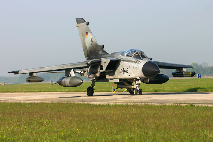 46+45   Tornado ECR  873/GS278/4345  TLG51 © Piti Spotter Club Verona