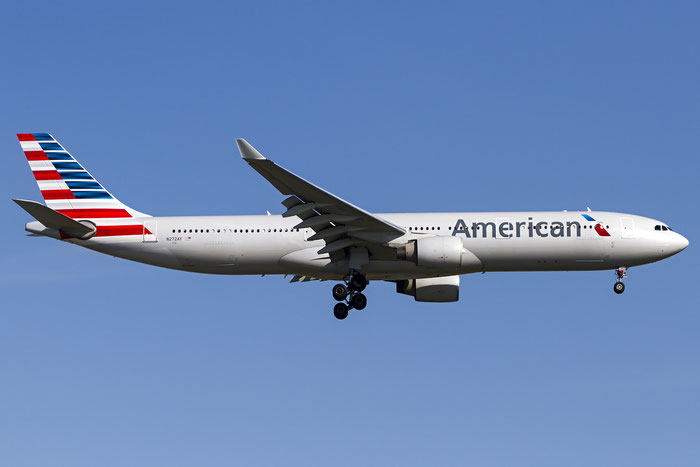 N272AY A330-323X 333 American Airlines @ Venezia Airport 18.06.2016 © Piti Spotter Club Verona