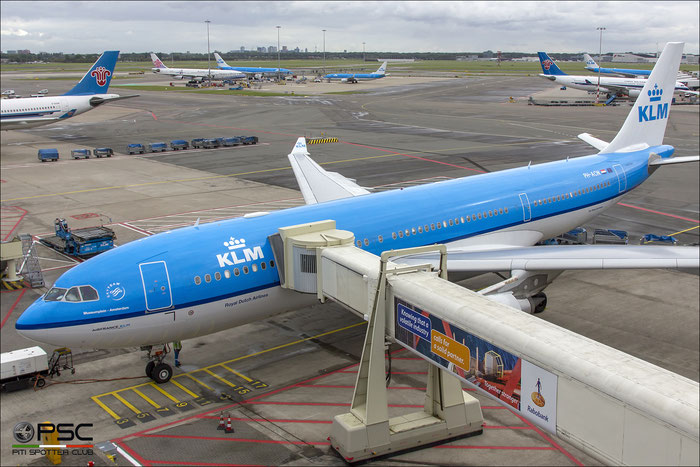PH-AON A330-203 925 KLM Royal Dutch Airlines @ Amsterdam Airport - 09.2013  © Piti Spotter Club Verona