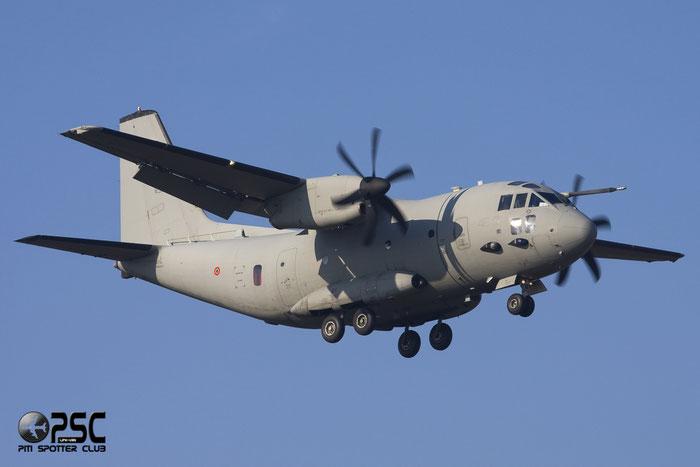 MM62217  46-81  C-27J  4116  98° Gruppo TM @ Aeroporto di Verona   © Piti Spotter Club Verona