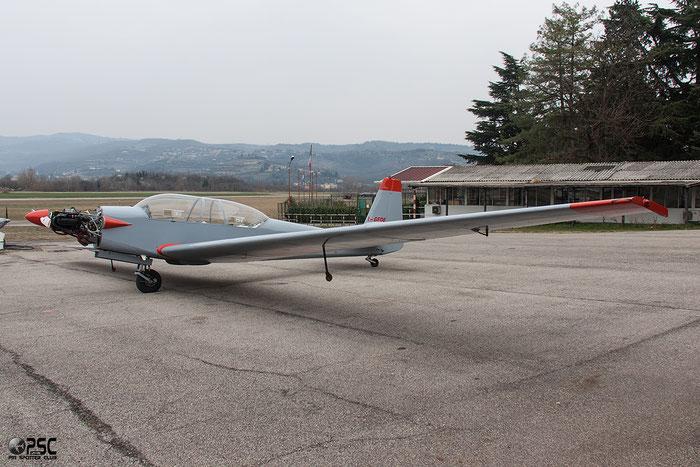 I-GEDE Private (I-GEDE) | Fournier RF-5 - @ Aeroporto Verona Boscomantico © Piti Spotter Club Verona