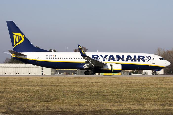 EI-ENG B737-8AS 34977/3453 Ryanair @ Treviso Airport 30.12.205 © Piti Spotter Club Verona