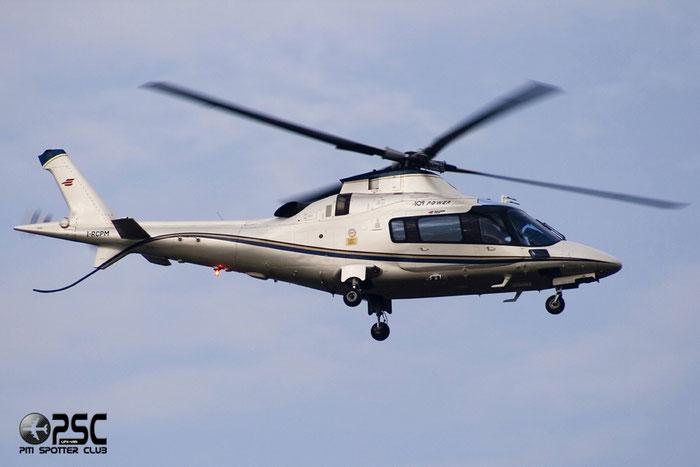 I-RCPM  Agusta A109E Power Elite ( c/n 11172 )  © Piti Spotter Club Verona