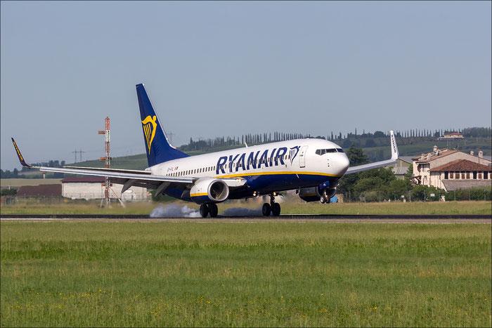 EI-FIL B737-8AS 44702/5429 Ryanair@ Aeroporto di Verona 26.05.2017  © Piti Spotter Club Verona