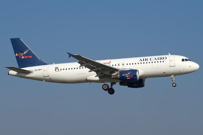 SU-BPV A320-214 2966 Air Cairo @ Bologna Airport 15.11.2011 © Piti Spotter Club Verona