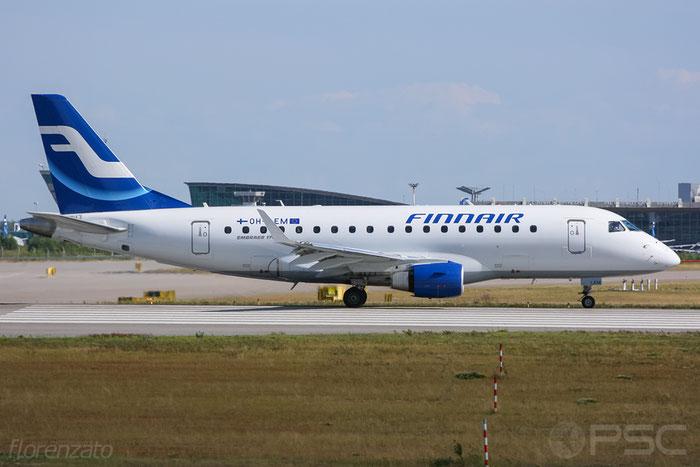 OH-LEM ERJ170STD 17000141 Finnair @ Helsinki Airport 2008 © Piti Spotter Club Verona