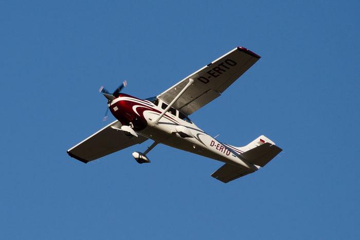 D-ERTO Cessna T182T Turbo Skyline C182 @ Aeroporto di Bolzano © Piti Spotter Club Verona