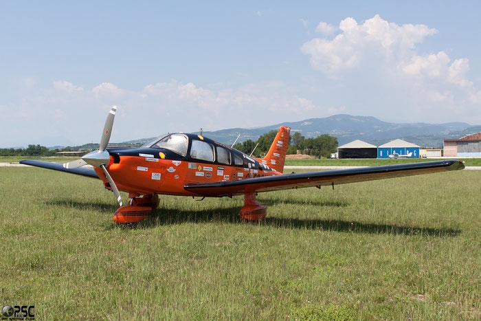 G-FRGN PIPER PA-28 P28B @ Aeroporto Verona Boscomantico © Piti Spotter Club Verona