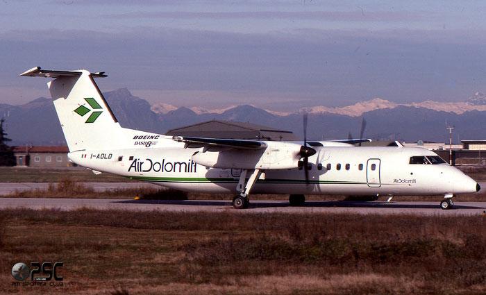 I-ADLD  DHC-8-314  274  Air Dolomiti  @ Aeroporto di Verona © Piti Spotter Club Verona