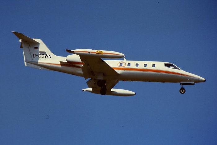 D-CDWN  Learjet 35A  35A-175   @ Aeroporto di Verona © Piti Spotter Club Verona