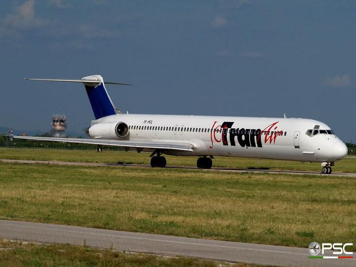 YR-MDL MD-82 48079/1016 Jetran Air @ Aeroporto di Verona 27.07.2008  © Piti Spotter Club Verona
