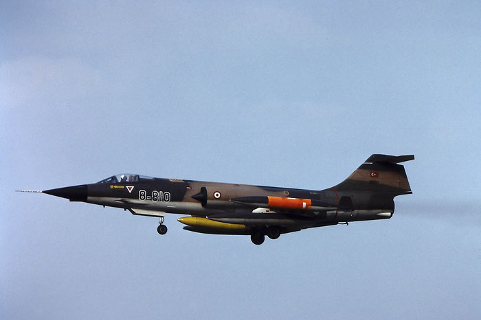 62-810  8-810  CF-104  1110 @ Aeroporto di Verona   © Piti Spotter Club Verona