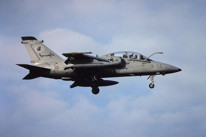 MMXXXX (information needed) 3-56 AMX @ Aeroporto di Verona   © Piti Spotter Club Verona