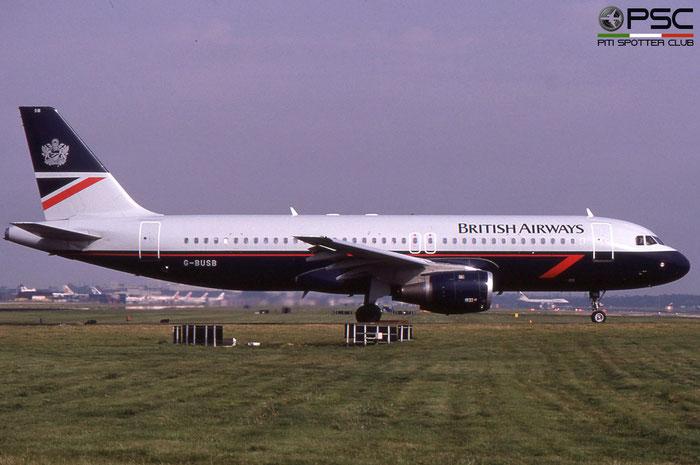 G-BUSB A320-111 6 British Airways © 2018 courtesy of Marco Ceschi - Piti Spotter Club Verona