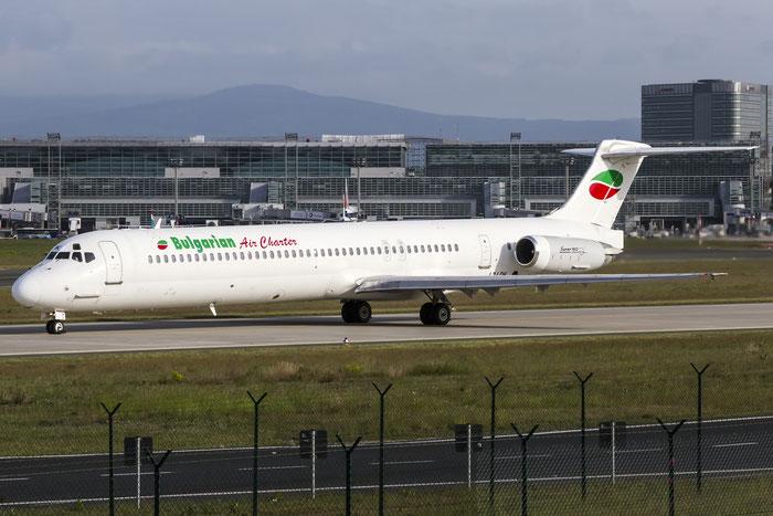 LZ-LDK MD-82 49432/1378 Bulgarian Air Charter @ Frankfurt Airport 08.05.2015 © Piti Spotter Club Verona