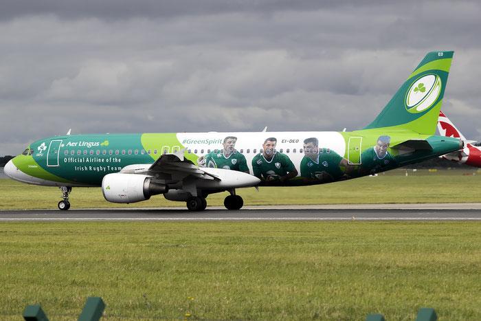 EI-DEO A320-214 2486 Aer Lingus @ Dublin Airport 14.08.2016  © Piti Spotter Club Verona