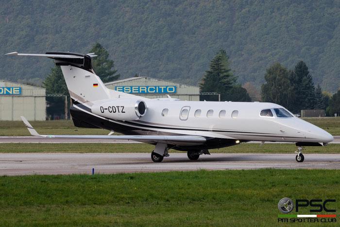 D-CDTZ EMB505 50500198 Dietz Aviation AG @ Aeroporto di Bolzano © Piti Spotter Club Verona