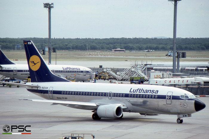 D-ABXM B737-330 23871/1433 Lufthansa © 2018 courtesy of Marco Ceschi - Piti Spotter Club Verona