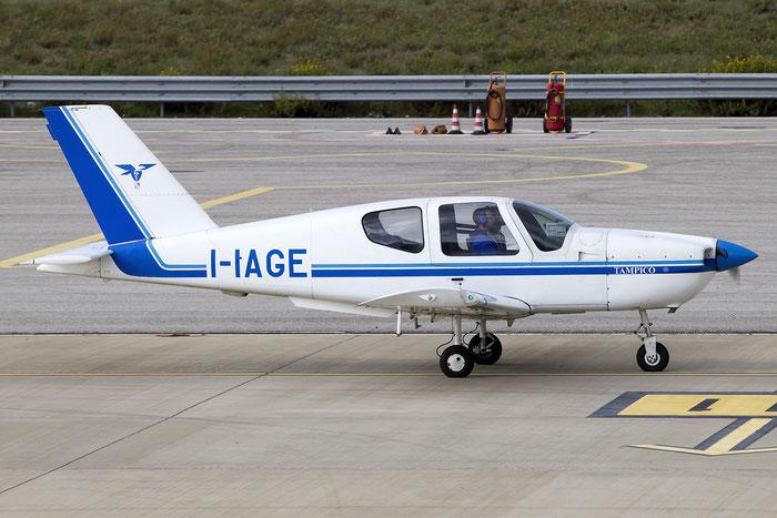 I-IAGE Aero Club - Bari Socata TB-9 Tampico @ Bari Airport110.11.2016 © Piti Spotter Club Verona