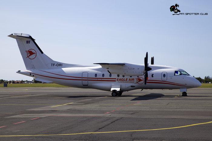 TF-ORI  Do328-110  3088  Eagle Air @ Reykjavik Airport 08.2019 © Piti Spotter Club Verona
