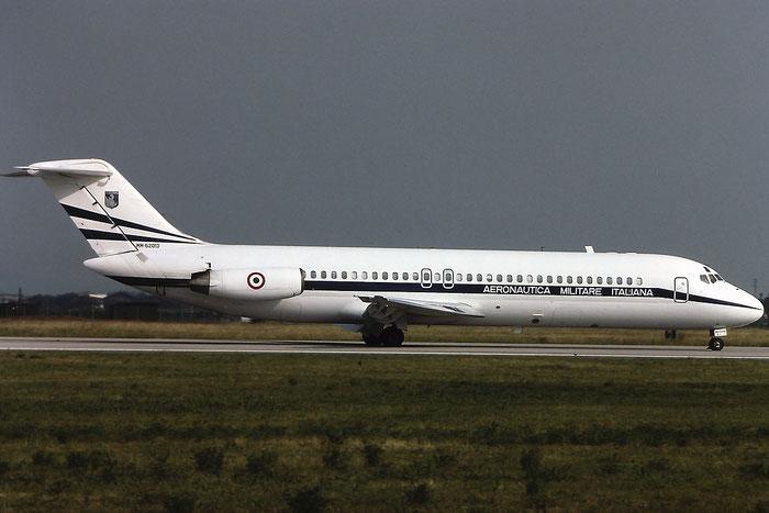 MM62013   DC-9-32  47600/0710 @ Aeroporto di Verona   © Piti Spotter Club Verona