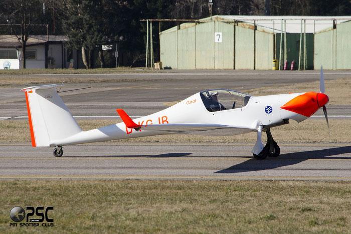 D-KGJB Technoflug Piccolo @ Aeroporto di Trento © Piti Spotter Club Verona
