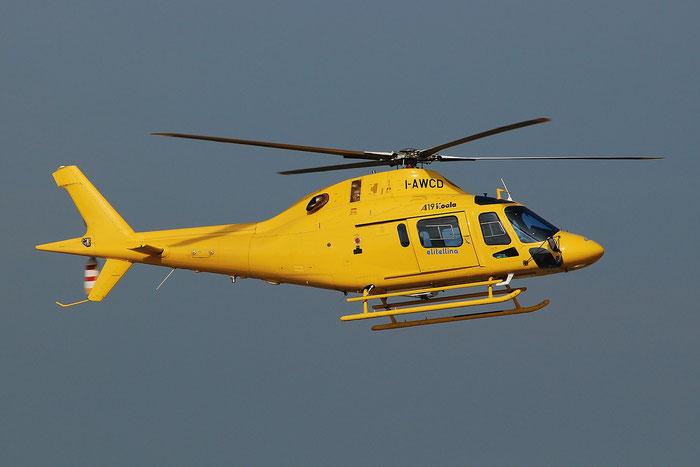I-AWCD AgustaWestland AW119 Koala ( c/n 14513 ) - mfg: 2006 @ Aeroporto di Verona © Piti Spotter Club Verona