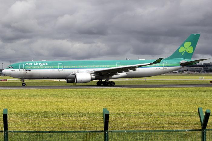 EI-EAV A330-302E 985 Aer Lingus @ Dublin Airport 14.08.2016  © Piti Spotter Club Verona