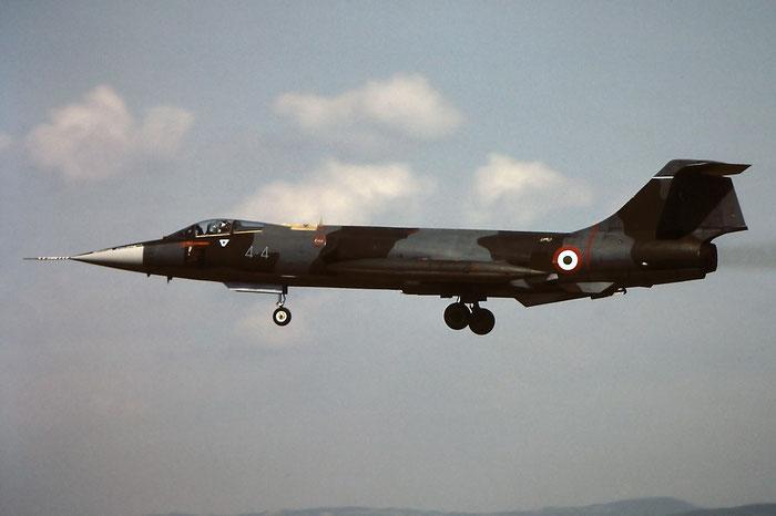 MM6731  4-4  F-104S-ASA-M  1031 © Piti Spotter Club Verona