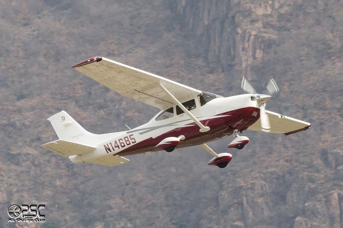 N14685 Cessna T182T C182 T18208686 @ Aeroporto di Bolzano © Piti Spotter Club