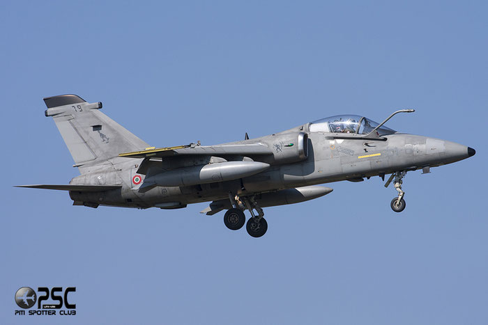 MM7179  51-64  AMX ACOL  IX091  GEA 51° Stormo @ Aeroporto di Verona   © Piti Spotter Club Verona