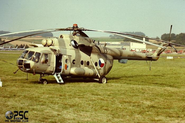 0831   Mi-17  108M31  Vyskov © Piti Spotter Club Verona