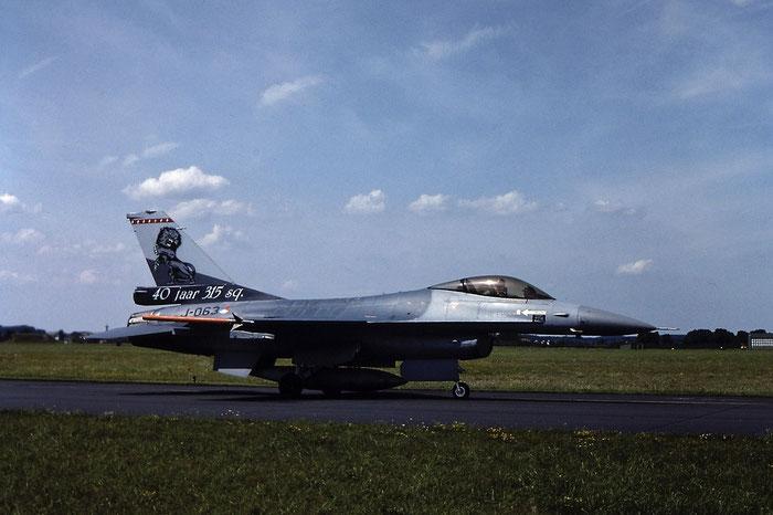 J-063   F-16AM  6D-146  312sq © Piti Spotter Club Verona