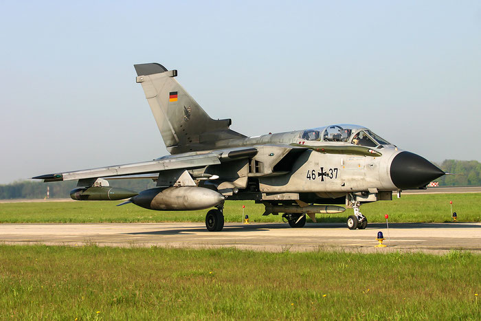 46+37   Tornado ECR  854/GS270/4337  Jever © Piti Spotter Club Verona